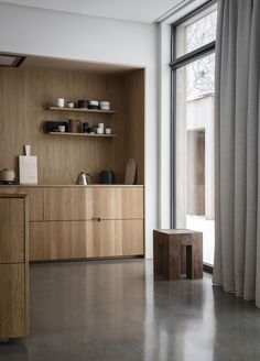 Emily Henderson Design Trends 2018 Kitchen Flat Front Cabinets 07