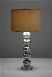 Aria Table Lamp w/CFL By Cyan Design