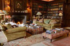 Dundas Castle Library