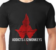 Addicts of the 12 Monkeys T-Shirt Shop on RedBubble.  yay!