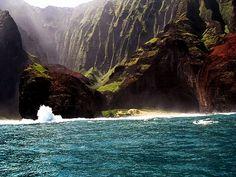 Hawaii, kauai beautiful!