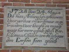Grote Kerkstraat, Leeuwarden.