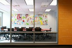 We're always open to new ideas at Petplan pet insurance, and so are our meeting rooms!
