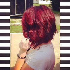 Vampire red by Manic Panic❤️