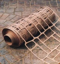 stencil for painting bricks on sidewalk | as floors or sidewalks and paint one area at a time allow the paint to ...