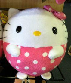 Hello Kitty Beanie Ballz-I OWN THIS--SO CUTE