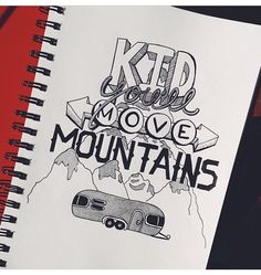 """""""Kid you will move the montains"""".  Yeah!!"""