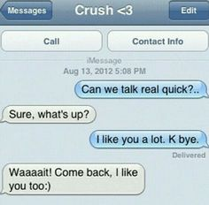 Cute crush texts, funny texts crush, funny text fails, text m Funny Texts Jokes, Text Jokes, Funny Text Fails, Funny Memes, Crush Texts, Funny Texts Crush, Crush Funny, Crush Humor, Cute Quotes