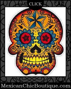 Crâne /& Crossbones Vinyl Decal Sticker-Idéal pour le bricolage Halloween Cadeau