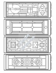 ITEM DETAILS: Four unique Shapes bookmarks for you to color on one page. Heres your opportunity to create colorful bookmarks without the doodle - just relax the mind and get out those coloring pencils, markers or even crayons!  Adult coloring is fun, relaxing and meditative. And useful, too, with these (4) bookmarks on one page! Just download the file to your computer and print out as many as youd like. Each PDF file is a digital download containing (4) bookmarks on one 8 1/2 x 11 page....