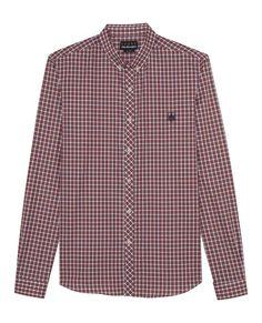 Chemise à carreaux - Nouvelle Collection - The Kooples