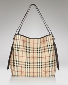 Burberry Tote - Haymarket Colours Small Canterbury