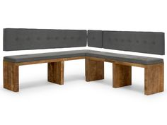 Industrial bench seating banquettes 67 Ideas for 2019 Booth Seating In Kitchen, Corner Bench Seating, Dining Room Bench Seating, Dining Nook, Banquettes, Bench Furniture, Home Furniture, Sheffield, Interior Design Living Room