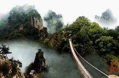 Parque Nacional Lushan (China)
