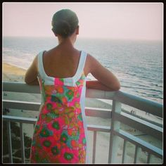 """""""Not always sunny but always in a sunny state of mind."""" - Lilly Pulitzer #lillysaid via @ ashlynpaige12 Instagram"""