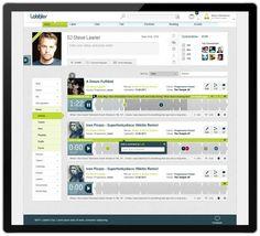 Labbler - User Interface Design by Martin Oberhäuser