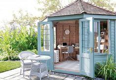 6 tips for creating a garden room
