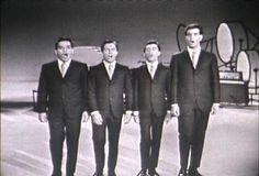 Four Seasons .the originals.l-r: Nick Massi (dec) Tommy DeVito, Frankie Valli and Bob Gaudio. Tommy Devito, Frankie Valli, Jersey Boys, Jazz Blues, Teenage Years, Pop Music, Four Seasons, Music Artists
