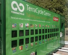 Collecting 28 Types of Trash for TerraCycle