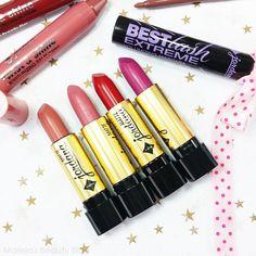 Jordana Matte Lipsticks - Mateja's Beauty Blog Jordana Matte, Jordana Lipstick, Matte Lipsticks, Mascara Best, Swatch, Makeup Dupes, Hair Care, Fragrance, Make Up