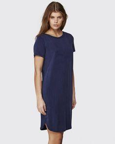 Minimum Larah Dress Dark Iris