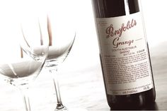Penfolds Grange South Australia, I've had one delightful glass in my lifetime.