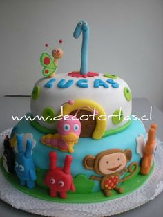 Decotortas: Baby TV
