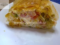 080920123641 Spanakopita, Food And Drink, Cooking Recipes, Mexican, Meat, Chicken, Ethnic Recipes, Chef Recipes
