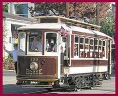 McKinney Avenue Trolley - It's Free!