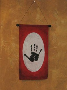 Hand Painted Skyrim Dark Brotherhood Canvas Banner - Wall-Hanging - Elder Scrolls - Assassins on Etsy, $18.00 and this