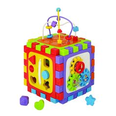 "Bruin - Activity Cube with Bead Maze - Bruin - Toys""R""Us"