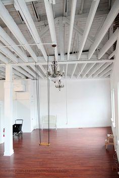 amazing, light filled photography studio