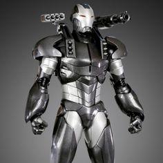 Marvel War Machine Modern Polystone Statue