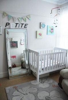 21 inspiring baby rooms from around the web, from vintage-cool to ultra mod. Steal these stunning baby room decorating ideas or get even more ideas and tips