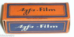 Agfa 127 A8 A27 Film From 1932 Very Rare Expired 127 Film | eBay