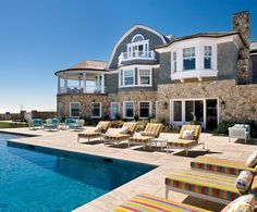 cape house, or an upgrade to hamptons.  it depends how many books i plan on writing