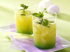 Receitas - French up (limonada de menta) - Petiscos.com
