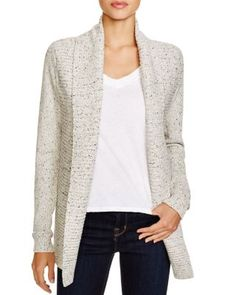 Soft Joie Donda Open Front Cardigan | Bloomingdale's