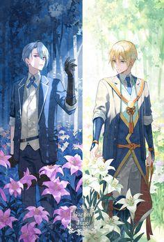 Cute Anime Boy, Anime Love, Male Cartoon Characters, Dark Anime Guys, Anime Kunst, Bishounen, Boy Art, Cute Anime Character, Fantastic Art