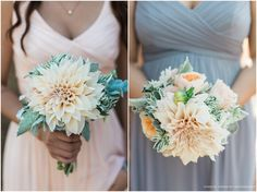 Let your bouquets make a statement! Photo by Lyndsay Undseth.