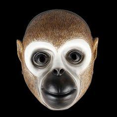 Payday 2 Mask Monkey Cosplay Mask