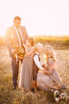 Семейная фотосессия с декорациями - Киев — свадебное агентство Make my day