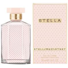 Stella Mccartney Stella EDT 50ml The scent of a modern rose, Stella McCartney Stella Eau de Toilette is fresh, youthful and radiant. This new chapter in story of Stella celebrates the strength and femininity of the queen of flowers,  http://www.MightGet.com/april-2017-2/stella-mccartney-stella-edt-50ml.asp