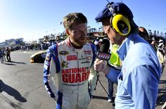 Caption this photo of Dale Earnhardt Jr. Winner announced March 13.