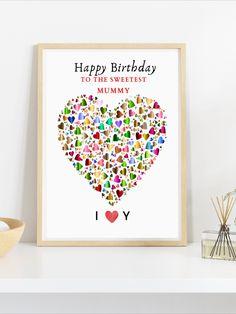Happy Birthday Mummy, Mum Birthday Gift, Birthday Wishes, Fire Horse, Easy Writing, Bedroom Wardrobe, Gifts For Mum, Mothers Love, Love Art