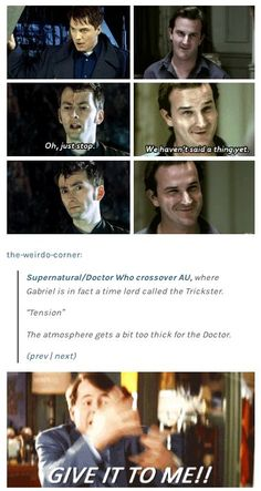 He just pretends to be a timelord. Every time he gets into trouble and 'regenerates' he just finds a new vessel. To this day Gabriel has 'regenerated' over 480 times.