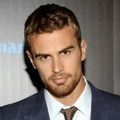 Theo James - Visit the site to find out more