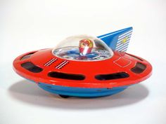 More Great Vintage Japanese Tin Space Toys 1950′s – 1960′s | The Invisible Agent