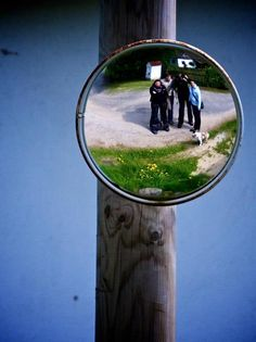 Mariz, we in the mirror...