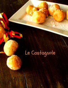 L'Emporio 21: Le Castagnole...e queste mi sono proprio piaciute!...